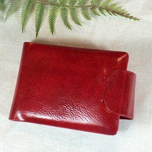 Unknown Bags - Vintage Vinyl bifold wallet
